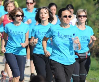 La course des filles pour la ligue contre le cancer en Haute-Loire - Infos pratiques
